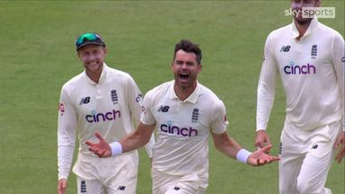 'Anderson at his best' - Kohli out for a duck!