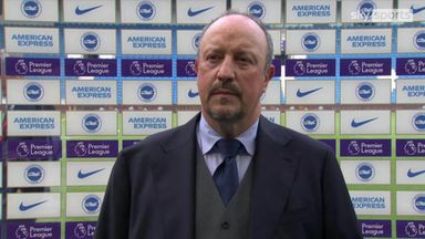 Benitez not concerned by penalty row