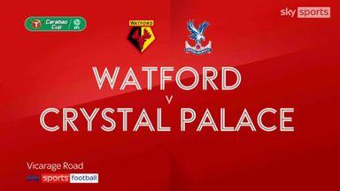 Watford 1-0 Crystal Palace