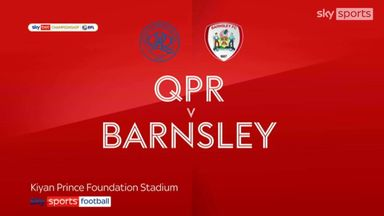 QPR 2-2 Barnsley