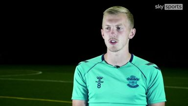 Ward-Prowse: I'm the happiest man in the world