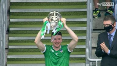 Limerick lift Liam MacCarthy Cup
