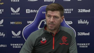 Gerrard: Champions League a target since day one