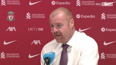 Dyche satisfied with performance