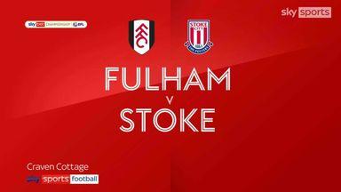 Fulham 3-0 Stoke