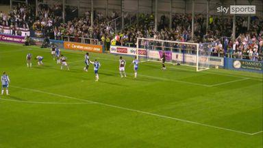 Archer grabs hat-trick on Villa debut!