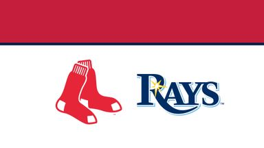 MLB: Red Sox @ Rays