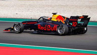 Hungarian F3: Sprint Race 2 31.07