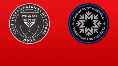 MLS: Inter Miami v Montreal