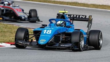 Hungarian F3: Feature Race 01.08