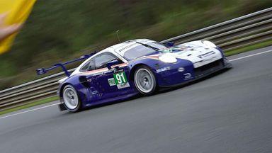 Porsche Supercup: Hungary 01.08