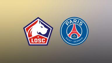 Trophée Des Champions: Lille v PSG