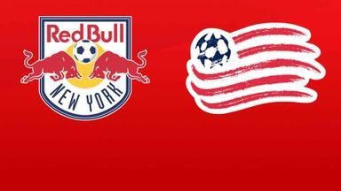 MLS: NY Red Bulls v New England