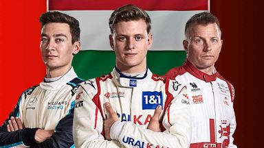 Hungarian F1 GP: Chequered Flag