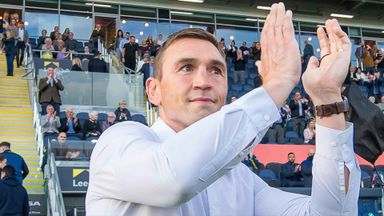 Kevin Sinfield Extended Interview