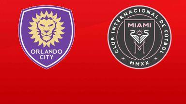MLS: Orlando City v Inter Miami