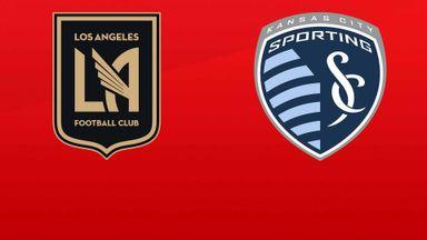 MLS: Los Angeles FC v Kansas City