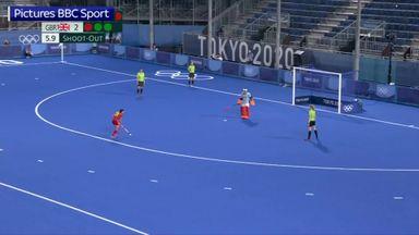 Team GB reach Olympic hockey semi-final