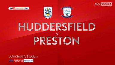 Huddersfield 1-0 Preston