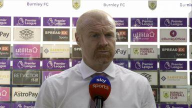 Dyche: We dealt with Leeds well