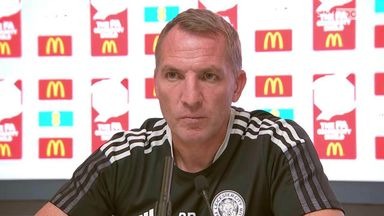 Rodgers: Maddison happy in training