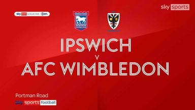 Ipswich 2-2 Wimbledon