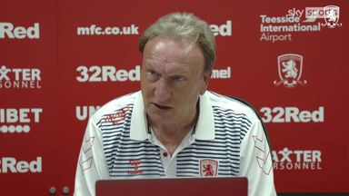 Warnock excited to see fans return
