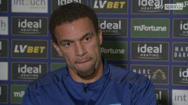 Ismael calm over West Brom transfers