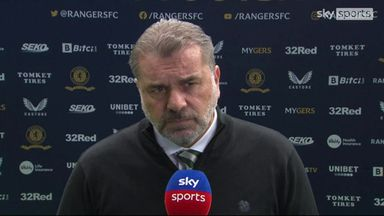 Postecoglou relishing Old Firm experience