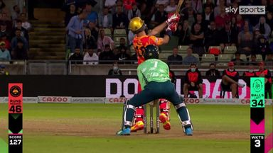 Moeen smashes three successive sixes!