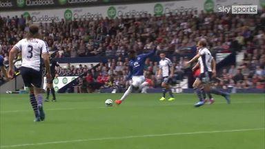 Lukaku's best Premier League goals