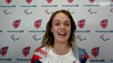 Simmonds: Amazing honour to carry Team GB flag