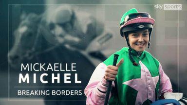 Mickaelle Michel: Breaking borders