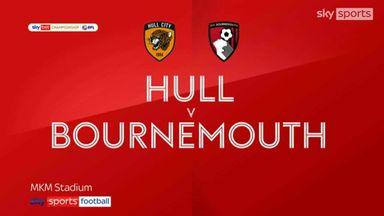 Hull 0-0 Bournemouth