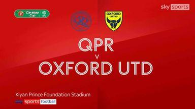 QPR 2-0 Oxford