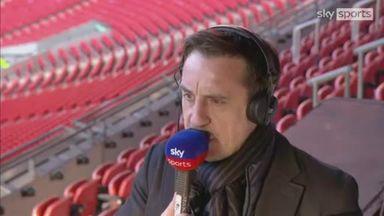 Flashback: Neville on Guardiola's legacy