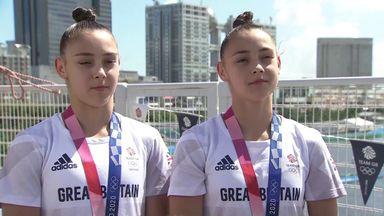 Gadirova twins: There's more to come