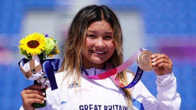 'Medal means so much for skateboarding in UK'