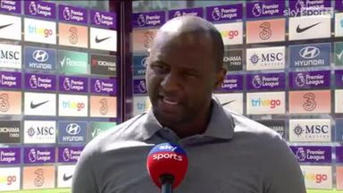 Vieira: Looking forward to the challenge