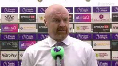 Dyche: We didn't take our chances