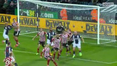 Robinson heads own goal!