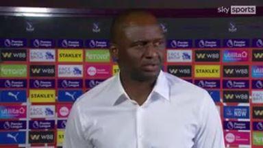 Vieira Pre Match