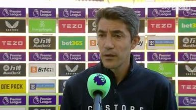 Lage: We had 25 chances to score