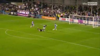 Guilbert makes it 5-0 for Villa