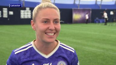 Barker excited for Leicester's WSL campaign