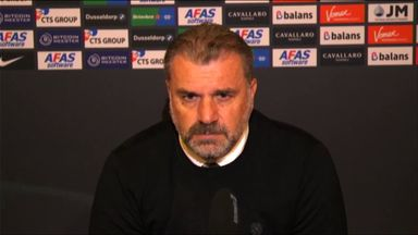 Postecoglou: We responded well after conceding