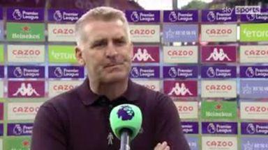 Smith: We lacked creativity