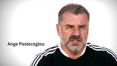 Postecoglou opens up about his football journey