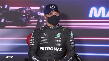 Bottas: Booing not fair to drivers