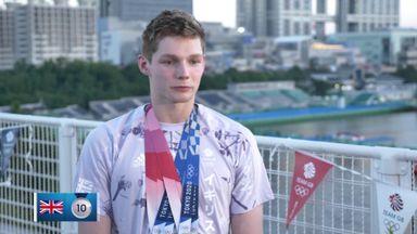 Scott to reflect on Olympics success